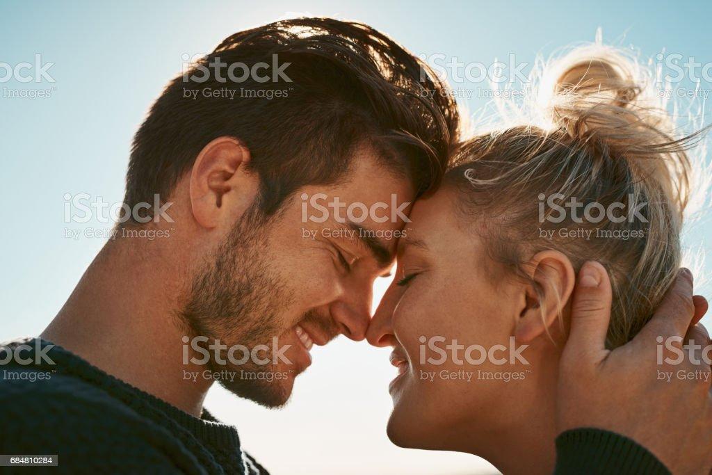 I adore you stock photo