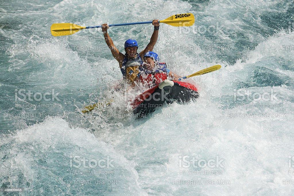 Adrenaline stock photo