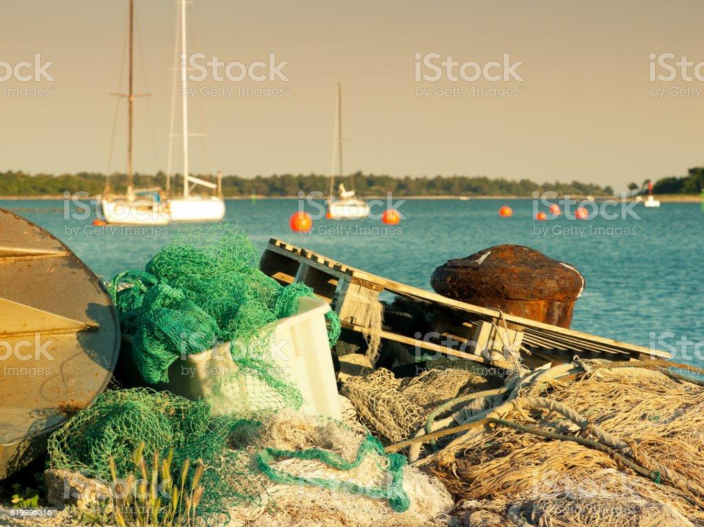 Adriatic stock photo