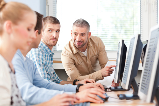 Adult Education Stock Photo - Download Image Now