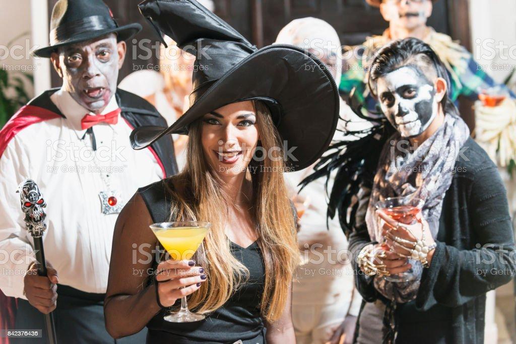 Halloweenfest Vuxna