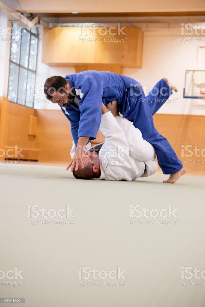 Six Spoons With Judo Throw Boxing, Martial Arts & Mma Collectors Item