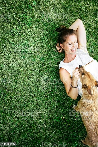 Adult woman enjoying time with pet dog picture id484151450?b=1&k=6&m=484151450&s=612x612&h=b89s77p lyprc6uh r0rwgwasn8dcdkkcdubkz ejmq=