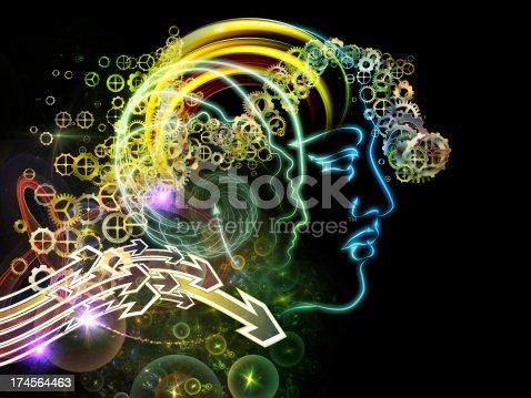 istock Advance of Human Mind 174564463