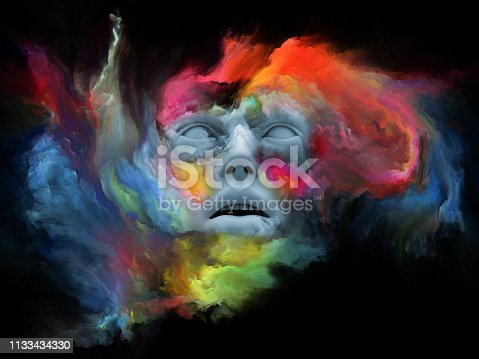 istock Advance of Painted Dream 1133434330