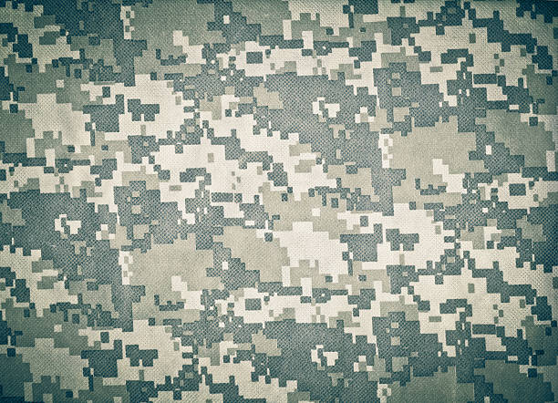 Advanced Combat Uniform (ACU) Camouflage Background Advanced Combat Uniform Camouflage style used by modern military. Please see some similar pictures from my portfolio: camouflage stock pictures, royalty-free photos & images