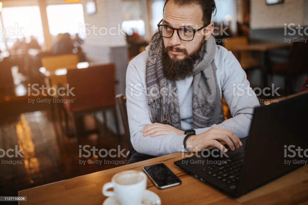 Advantages of freelance work stock photo