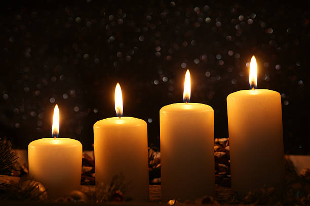 advent candles pictures images and stock photos istock. Black Bedroom Furniture Sets. Home Design Ideas