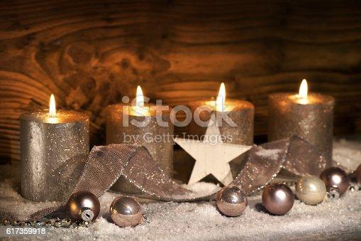 advent motive with four candles stock fotografie und mehr. Black Bedroom Furniture Sets. Home Design Ideas