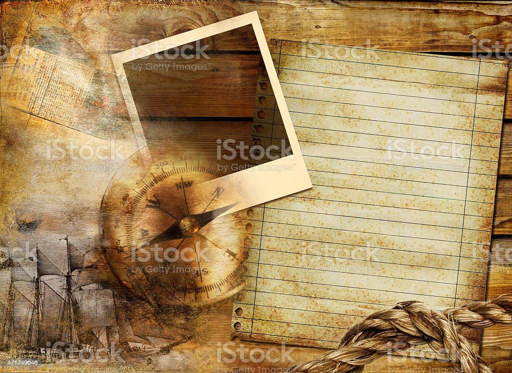 Adventure Background stock photo