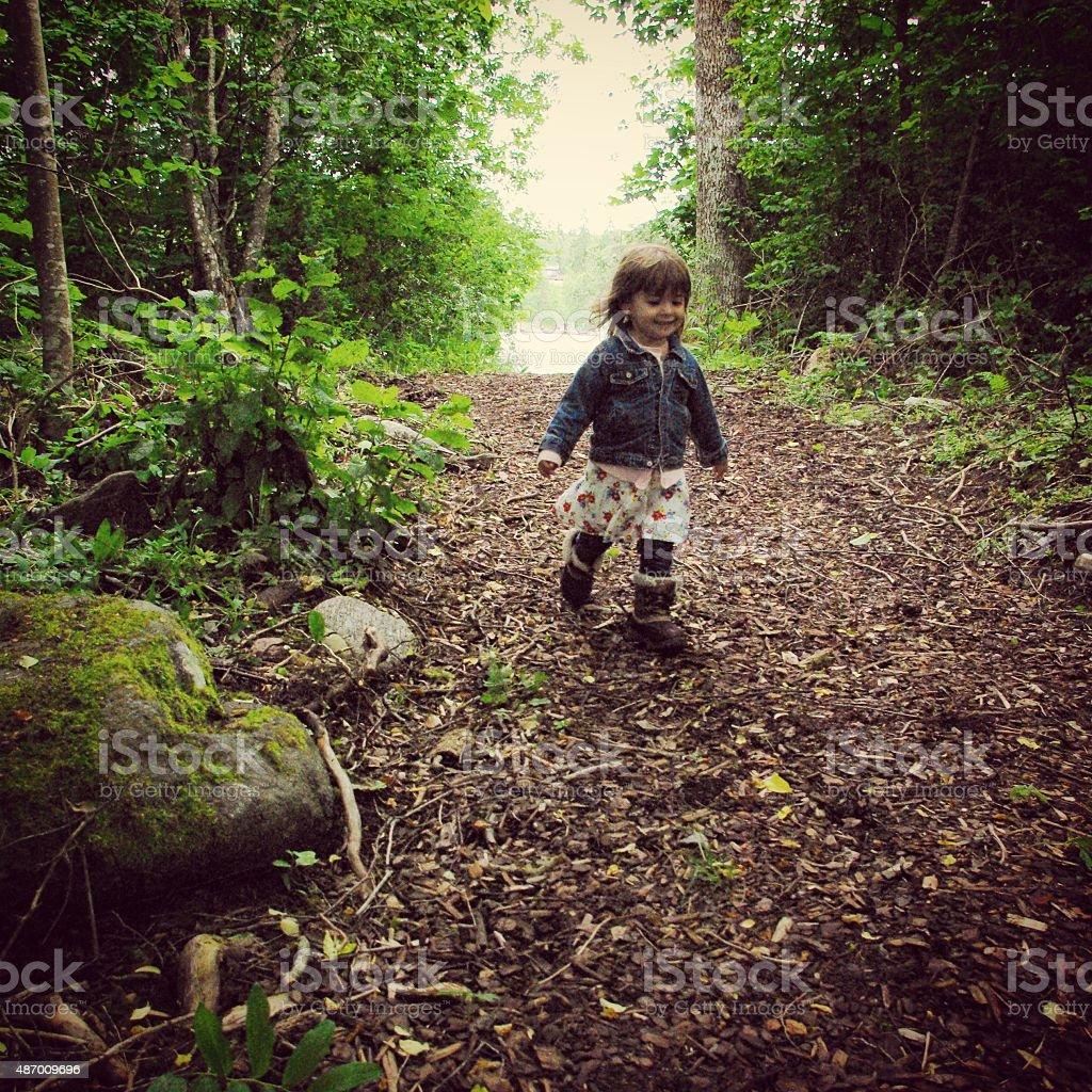 Adventurer stock photo