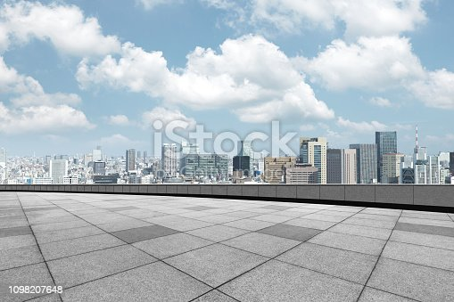 istock Advertising backplate, Hong Kong 1098207648