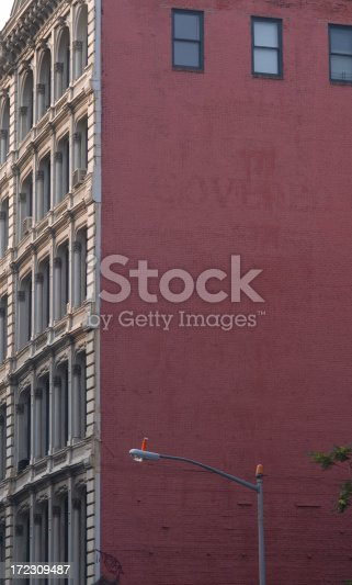 654490824 istock photo Advertising Billboard  Space in Manhattan New York 172309487