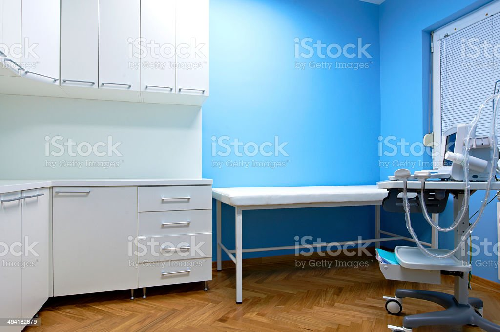Advertising image of a Consulting Room stock photo