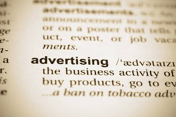 Royalty Free Advertisement Marketing Definition Dictionary Pictures