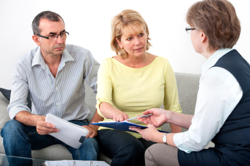Advisory Service For Debtors Stock Photo - Download Image Now