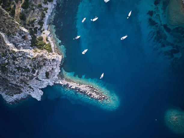 Ägäis Küste von Knidos, Datca – Foto
