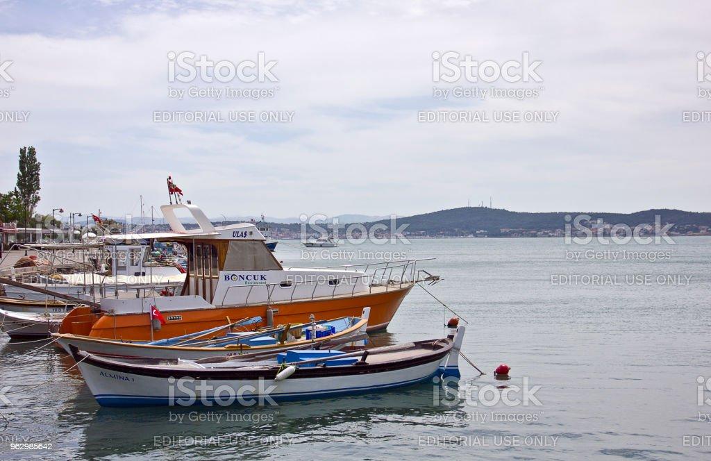 Aegean Turkey stock photo