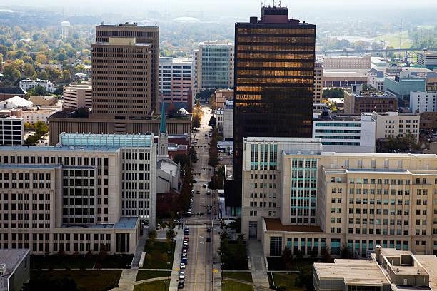 Aerial Baton Rouge – Foto