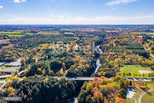Wellington County, Ontario, Canada.