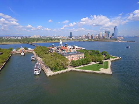 Ellis Island New York travel destination