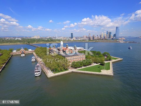 Ellis Island New York travel destination
