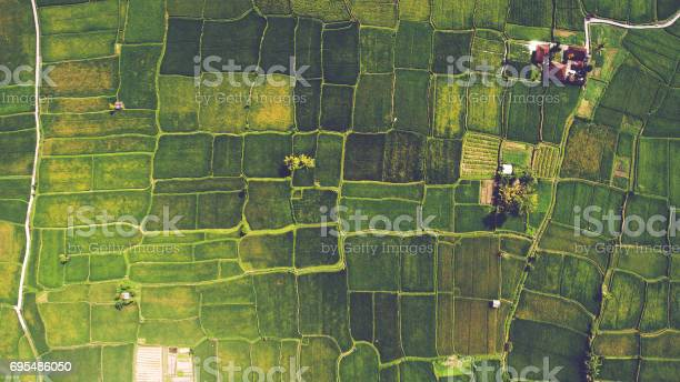 Aerial Landscapes Stock Photo - Download Image Now