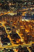 istock Aerial Manhattan bridge New York 1168773482