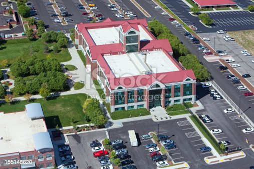 istock Aerial of Salt Lake City Utah 155148620