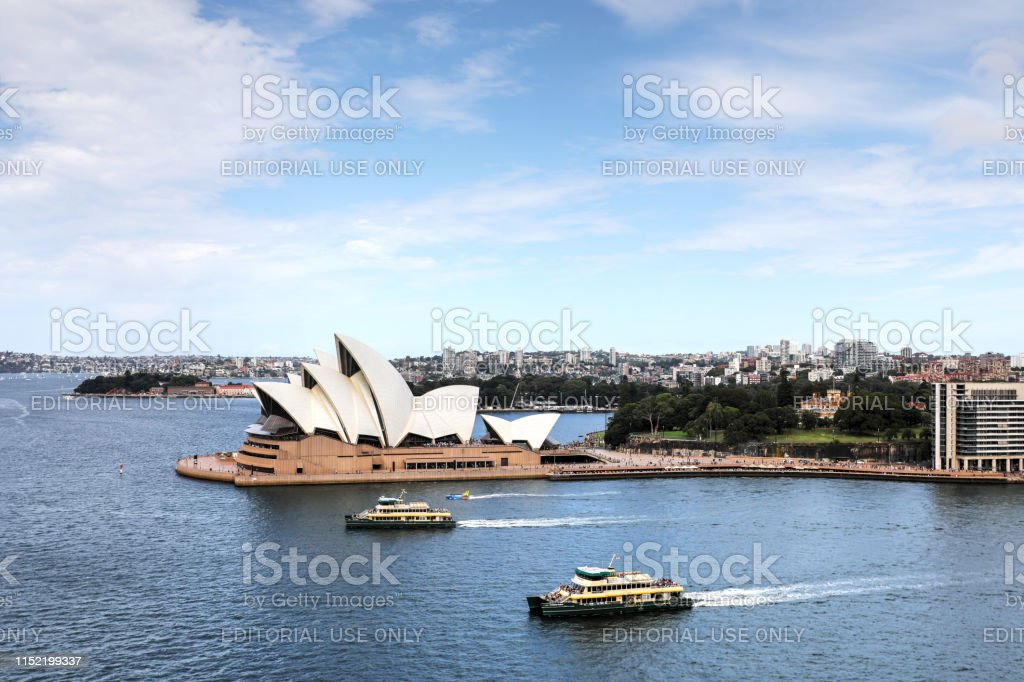 aerial of the sydney opera house in australia picture id1152199337 - 41+ Sydney Opera House Stock Photo  Images