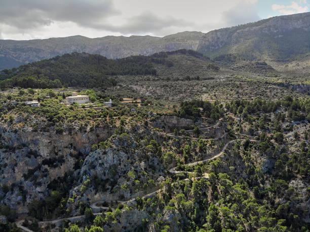 Luftbild Son Marroig Landschaft – Foto
