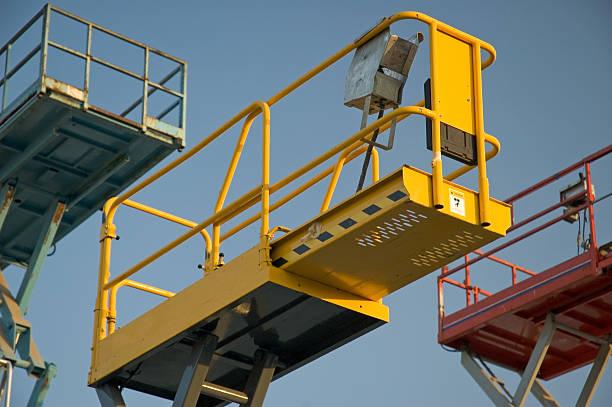 Aerial Platform stock photo