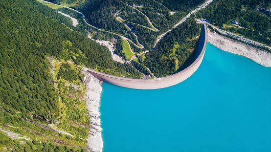 Lake Clementine dam, Auburn State Recreational Area.