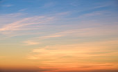 istock Aerial view dramatic sunset and sunrise sky nature background with white clouds 1183953812
