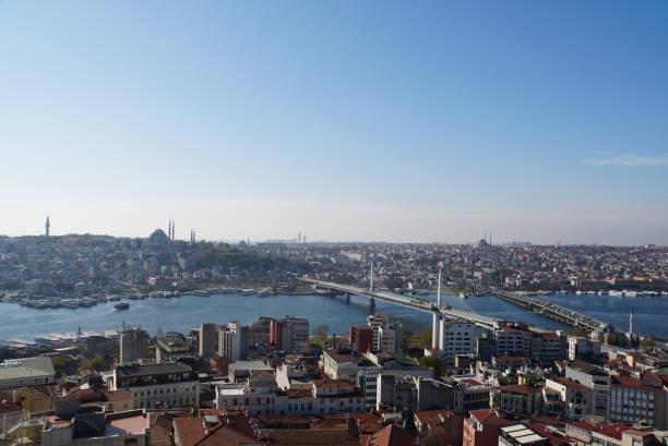 Luftaufnahme vom Galata-Turm – Foto