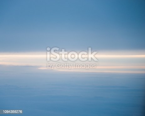 184857129istockphoto Aerial view of a cloudscape 1094355276