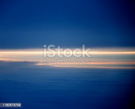 184857129istockphoto Aerial view of a cloudscape 1182573703
