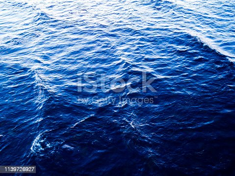 1143575463 istock photo Aerial View of a Crystal clear sea water surface texture. View from above Natural blue background. Turquoise ripple water reflection in tropical beach. Blue ocean wave. Summer sea. Top view. Aerial photography 1139726927