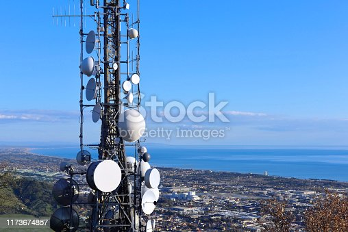 Technology, 5G, telecom