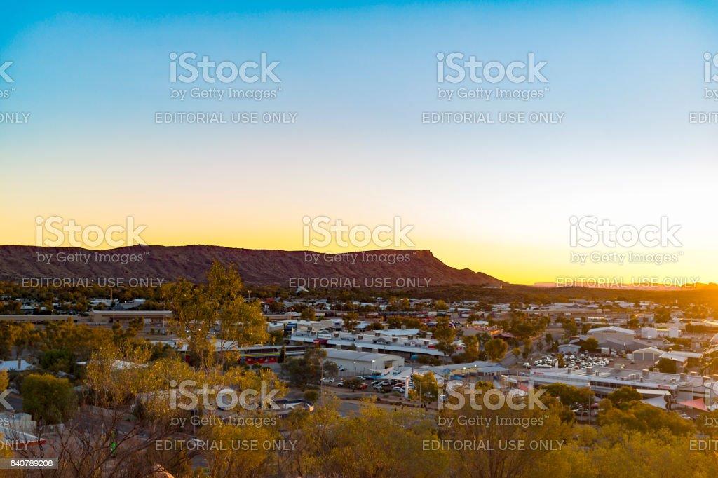 Sara - Alice Springs, Northern Territory, Australia : One