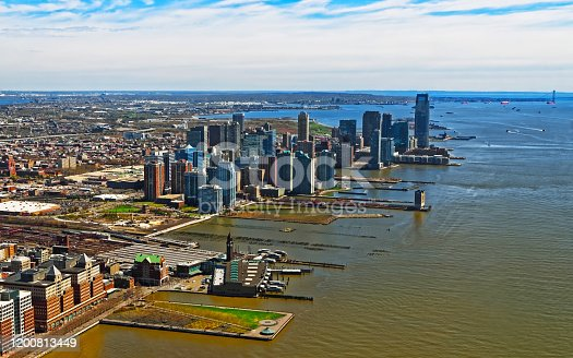 624265498 istock photo Aerial view of Brooklyn most populous borough of New York City reflex 1200813449