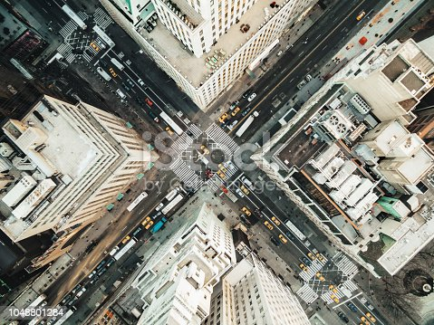 507831914 istock photo Aerial view of fifth avenue 1048801284