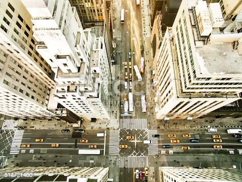 507831914 istock photo Aerial view of fifth avenue 514721460