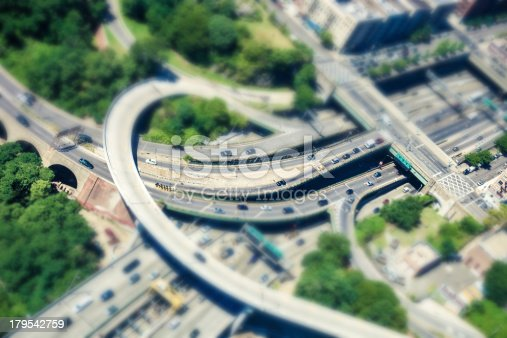 618059920istockphoto Aerial View of Highways aroung New York City 179542759