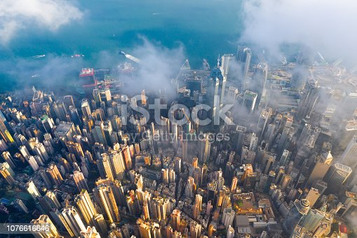 Hong Kong, Central District - Hong Kong, China - East Asia, City, Cityscape