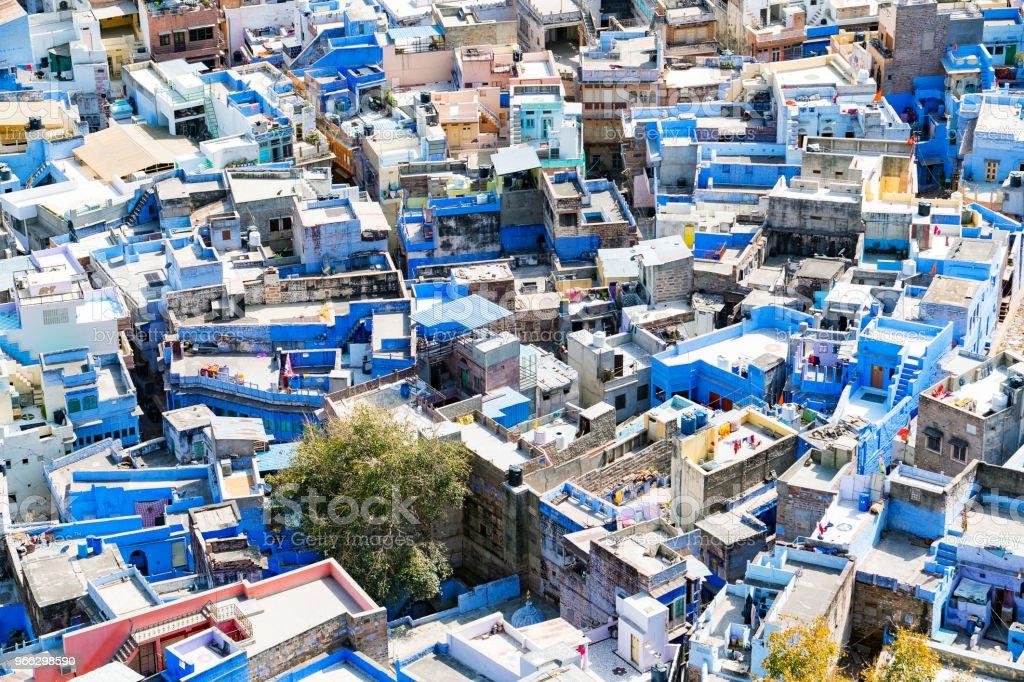 Aerial View Of Jodhpur City Rajasthan India Stock Photo ... on ahmedabad homes, south india homes, assam homes, delhi homes, south asia homes, bangalore homes, juhu homes, north india homes, darjeeling homes,