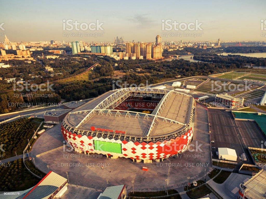Stadion Moskau