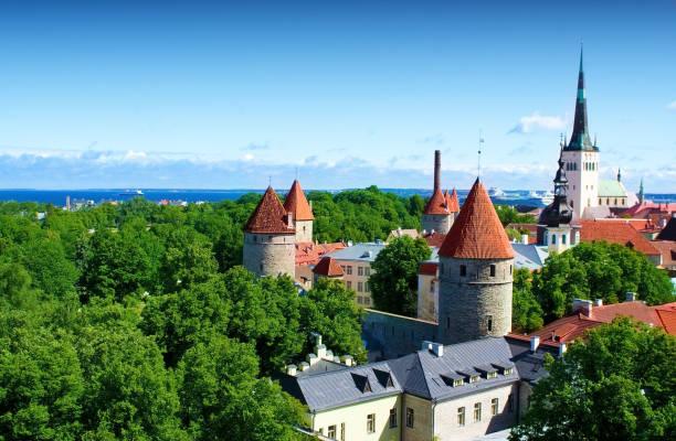 Altstadt von Tallinn – Foto