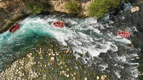Manavgat River, Antalya, Turkey