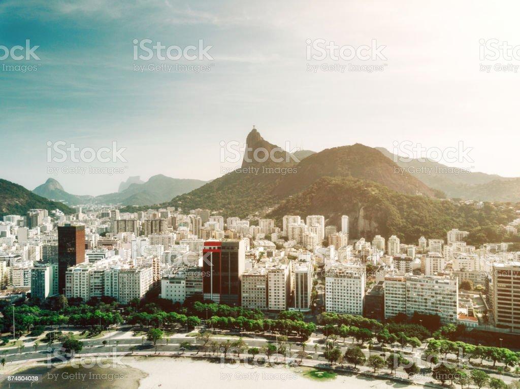Luftbild von Rio De Janeiro, Brasilien – Foto